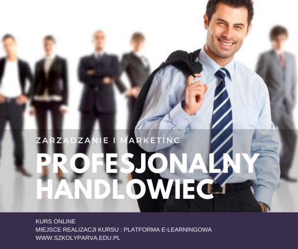 Profesjonalny handlowiec - Profesjonalny handlowiec
