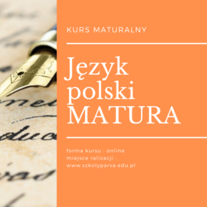 Język polski MATURA 300x300 - Język polski MATURA