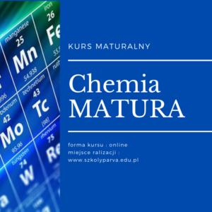 Chemia MATURA 300x300 - Chemia MATURA